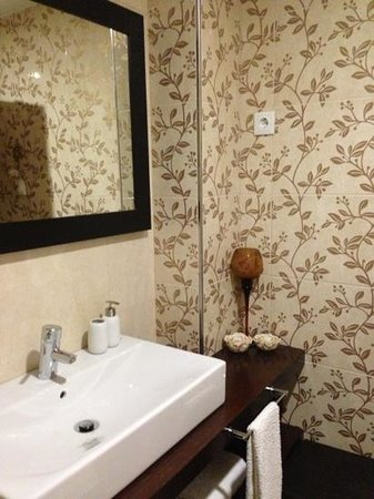 Casa Do Casal Do Carvalhal: baño