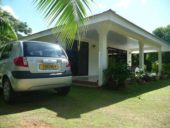 Villas Bougainville : La villa