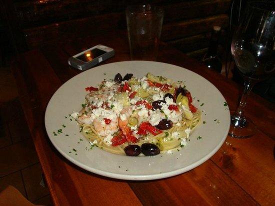 Sarafina's Italian Kitchen: Shrimp Mediterraneo