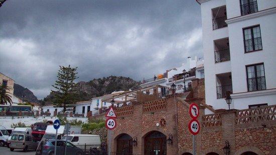 Hotel Villa Frigiliana: vistas