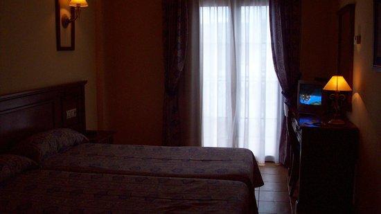Hotel Villa Frigiliana: havitacion