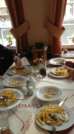 Restaurant Tomasa: Tomasa Monschau