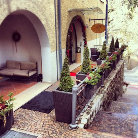 Belvedere Hotel : Ingresso hotel