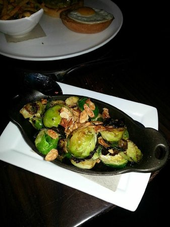 Brussel Sprouts Picture Of Woodward Table Washington Dc