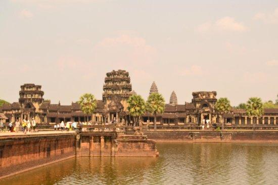 Pavillon d'Orient Boutique-Hotel: Angkor Wat Temple