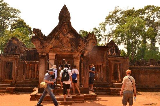 Pavillon d'Orient Boutique-Hotel: Banteay Srei Temple