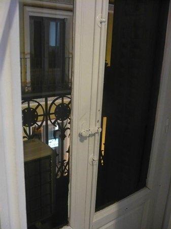 Hostal Comercial : balcony