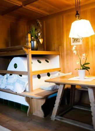 Gasthof Zur Sonne : Gemütliche Stube