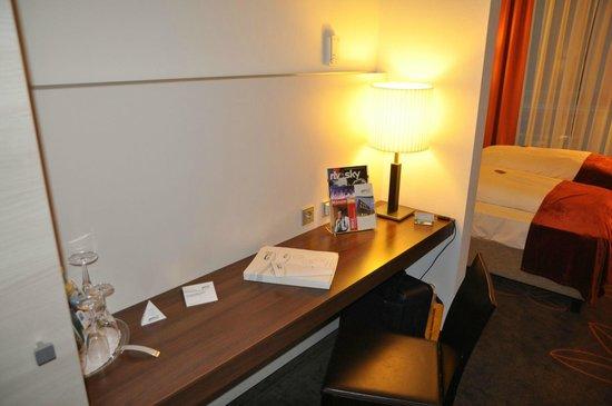 H4 Hotel Münster City Center: Zimmer 216