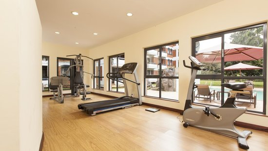 Heri Heights Serviced Apartments: Sandlwood Fitness Centre