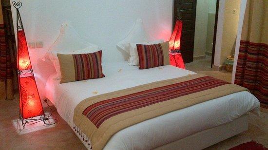 Riad Badi: Chambre pour amoureux