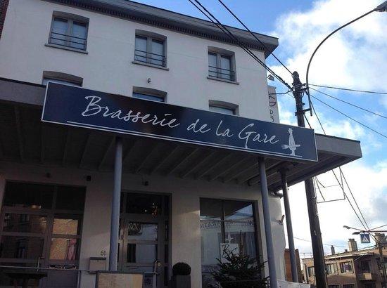 Brasserie de la Gare : Entrée