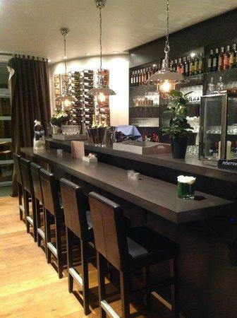 Brasserie de la Gare : Bar