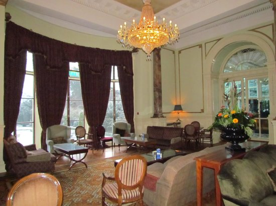 Radisson Blu St. Helen's Hotel, Dublin: Tea room