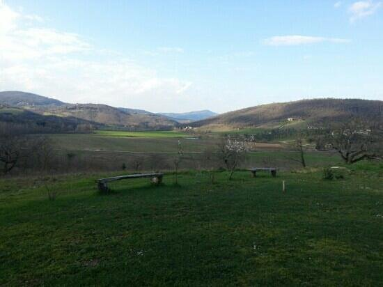 Pian di Marte Ospitalita Rurale: panorama