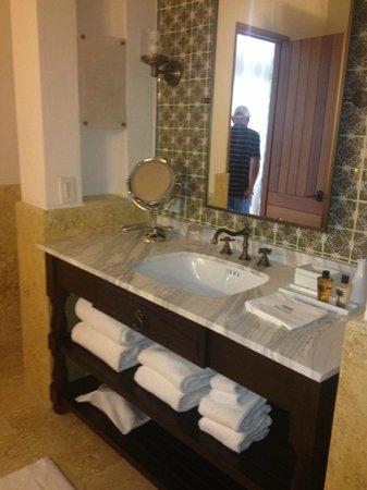Hotel Casa San Agustin: Bathroom
