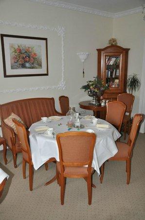 Hotel zur Muhle: Frühstücksraum