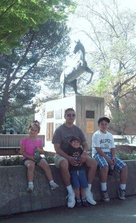 Сан-Луис-Обиспо, Калифорния: My Husband and kids