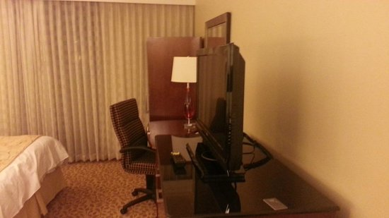 Atlanta Marriott Buckhead Hotel & Conference Center: Our room 1