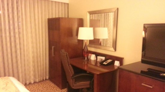 Atlanta Marriott Buckhead Hotel & Conference Center: Our room 2
