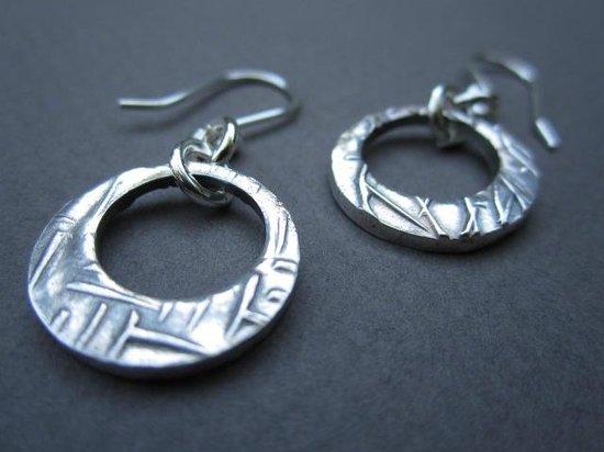 DeLong Studio: Silver Circles
