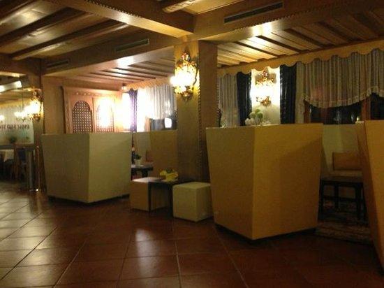 Hotel Hell: interno