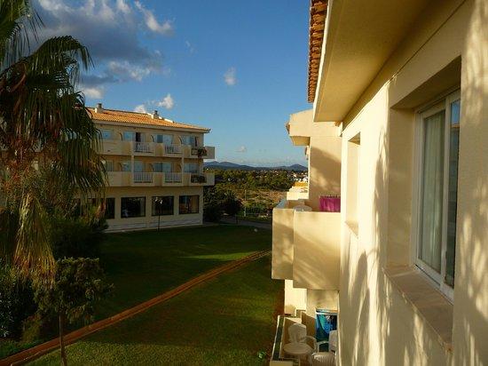 Blau Punta Reina Resort: View from the balcony