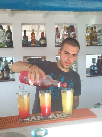 Solaris: Amazing cocktails!!!