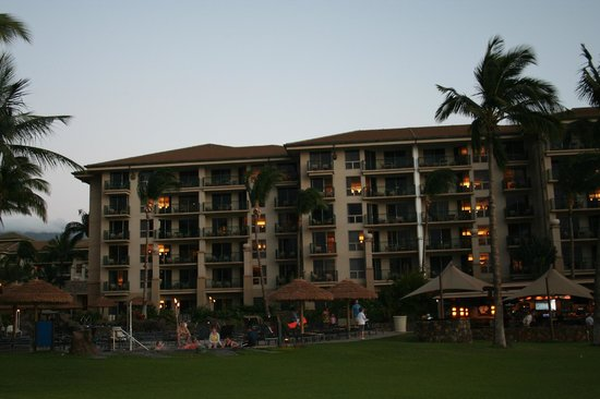 The Westin Kaanapali Ocean Resort Villas: Buildings