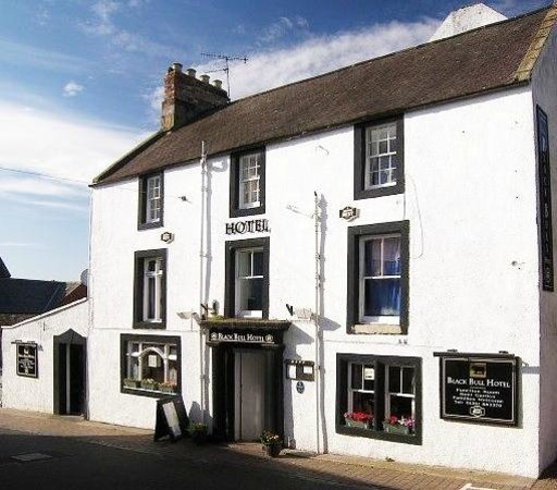 Black Bull Hotel: Front View