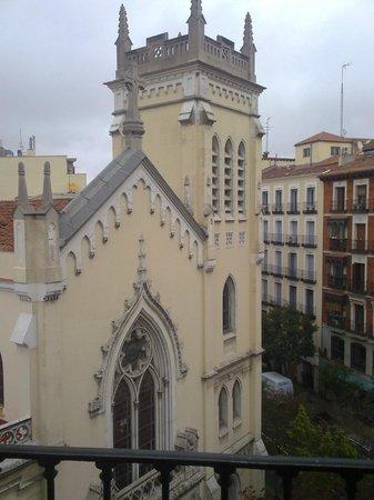 Hostal Gallardo: Iglesia