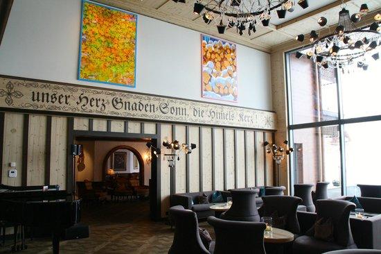 Hotel Golf Ermitage : Main lounge
