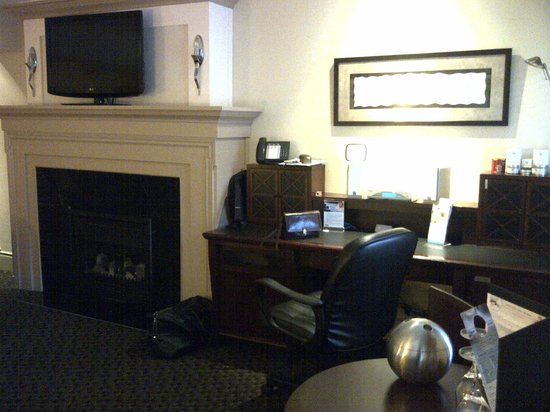 Hotel Nelligan: Jr. King suite