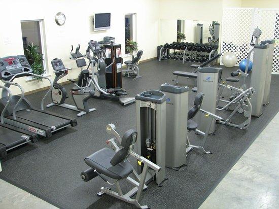 The Inn at Oak Terrace: Resort Center - Fitness