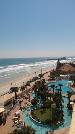 Wyndham Ocean Walk: Room with a view