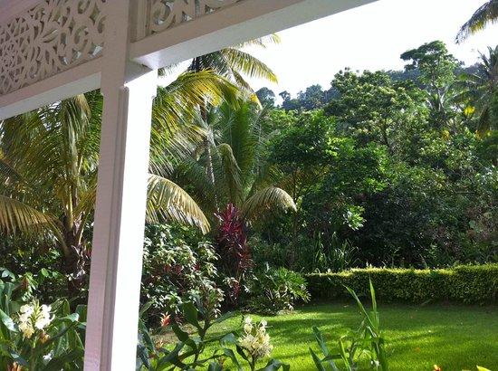 Fond Doux Plantation & Resort: Angelina villa
