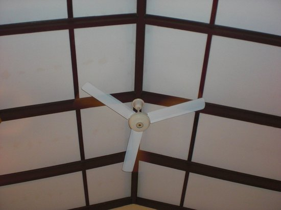 Arenal Observatory Lodge & Spa: The Turbo Prop Fan