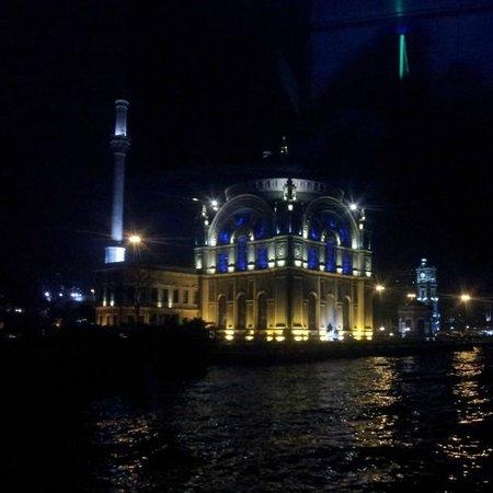 Turnatour - Bosphorus Dinner Cruise: View from the Dinner Cruise