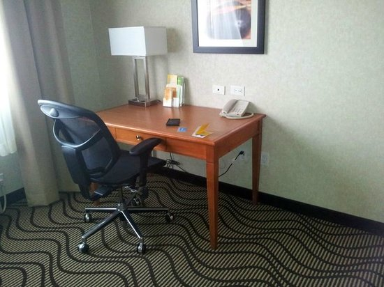 La Quinta Inn & Suites Idaho Falls: Schreibtisch