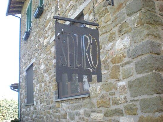Hotel Da Sauro : Il Ristorante