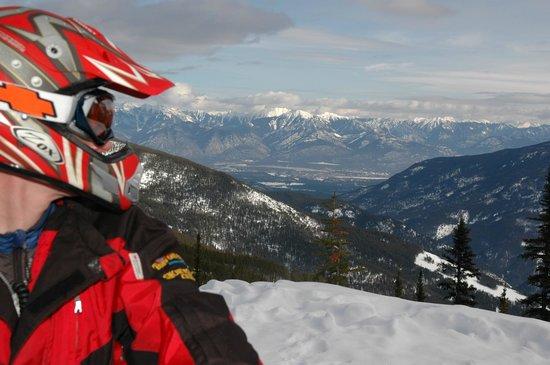 Toby Creek Adventures Ltd.: Beautiful Rocky Mountain view
