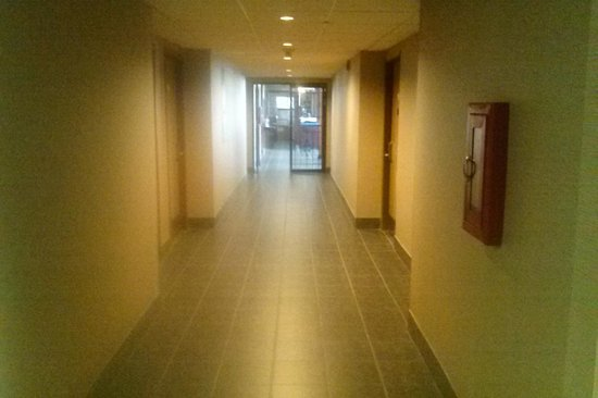 Quality Inn & Suites Airport: Nice hall