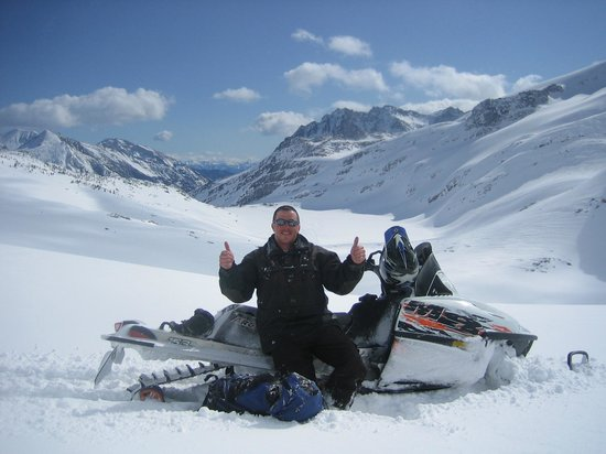 Toby Creek Adventures Ltd.: Another great backcountry day