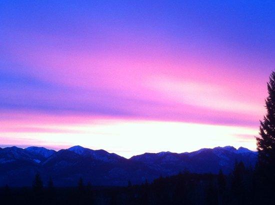 Toby Creek Adventures Ltd.: Valley Sunrise