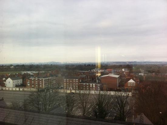 Crowne Plaza Chester: view from room