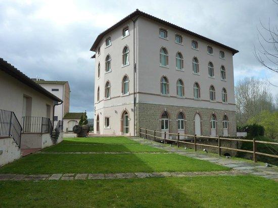 Hotel Certaldo : Il corpo principale