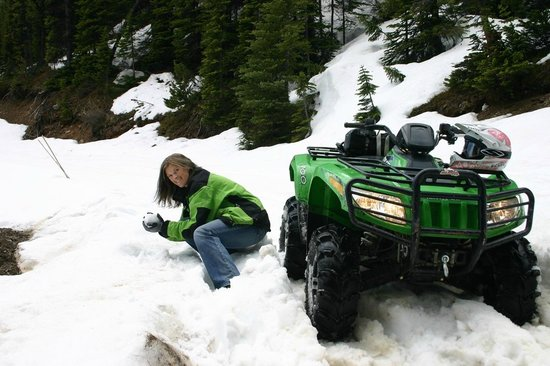 Toby Creek Adventures Ltd.: ATV Fun