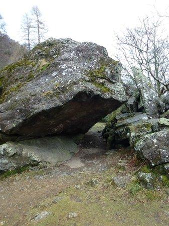 The Bowder Stone: bowder stone 2