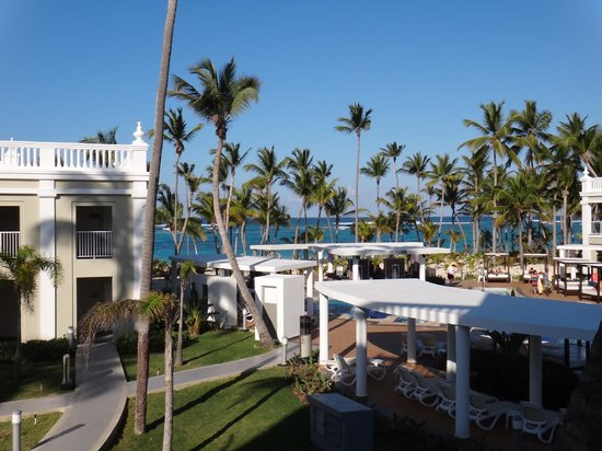 Hotel Riu Palace Bavaro: View from our room