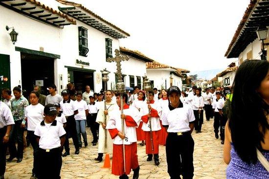 Posada de Los Angeles: Holy Week Procession